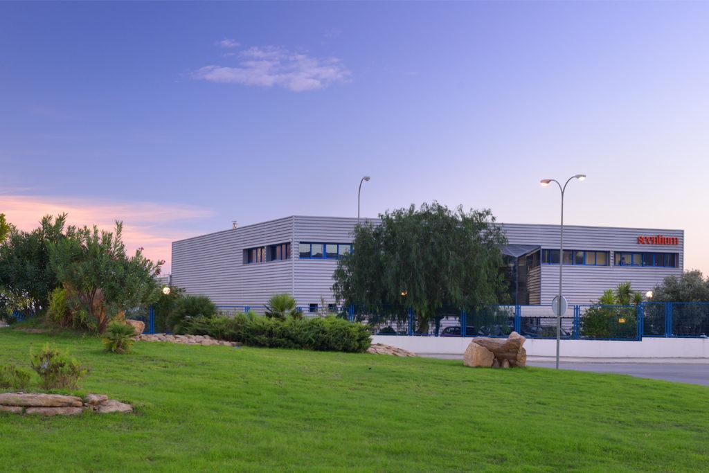 Scentium Headquarters_ Alhama de Murcia Spain